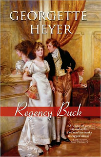 Regency Buck cover