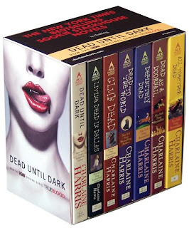 Sookie Stackhouse books