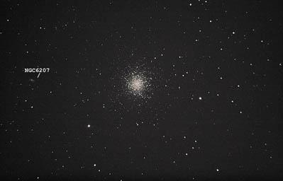 M13 THE GLOBULAR CLUSTER IN HERCULES