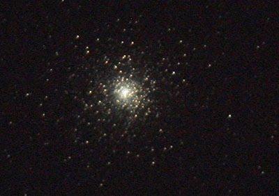 M15 Globular Cluster imaged  3-09-08