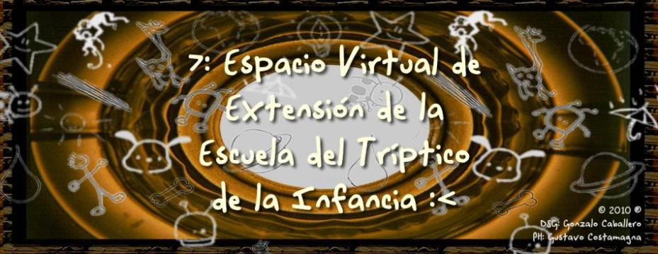 Espacio Virtual de Extensión de Alumnos de la Escuela del Tríptico de la Infancia