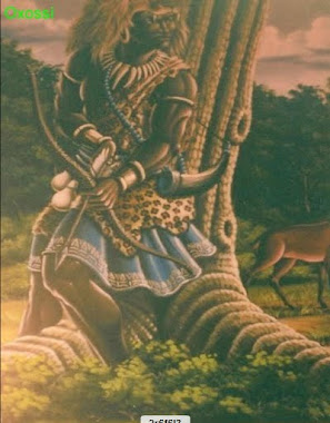 Rei da Mata, caçador, seus filhos são sinceros e organizados!!