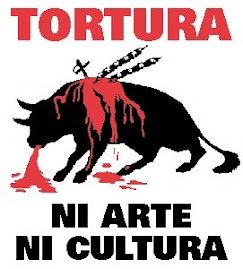 NO A LAS CORRIDAS DE TOROS ¡BASTA YA!