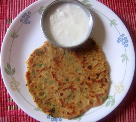 Gobbi Paratha