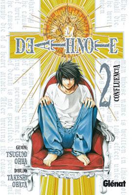 Portadas del Manga Deathnote02