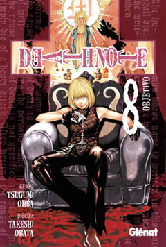 Portadas del Manga Death-note8