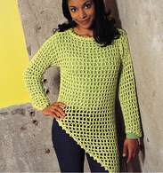 notyourgrannyscrochet: Poncho and Sweater Patterns ...
