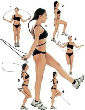 melhores exercicios para perder peso na academia
