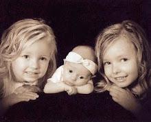 Tes, Ayla, and Halli