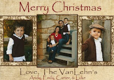 Andy and Em's Christmas Card