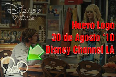 Disney Channel Nuevo Logo
