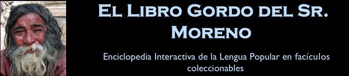 El Libro Gordo del Sr. Moreno