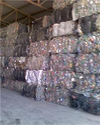 Desecho Plastico