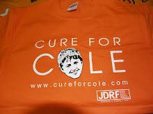 Cure for Cole T-shirts