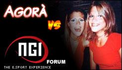 Agorà vs Gemelle K