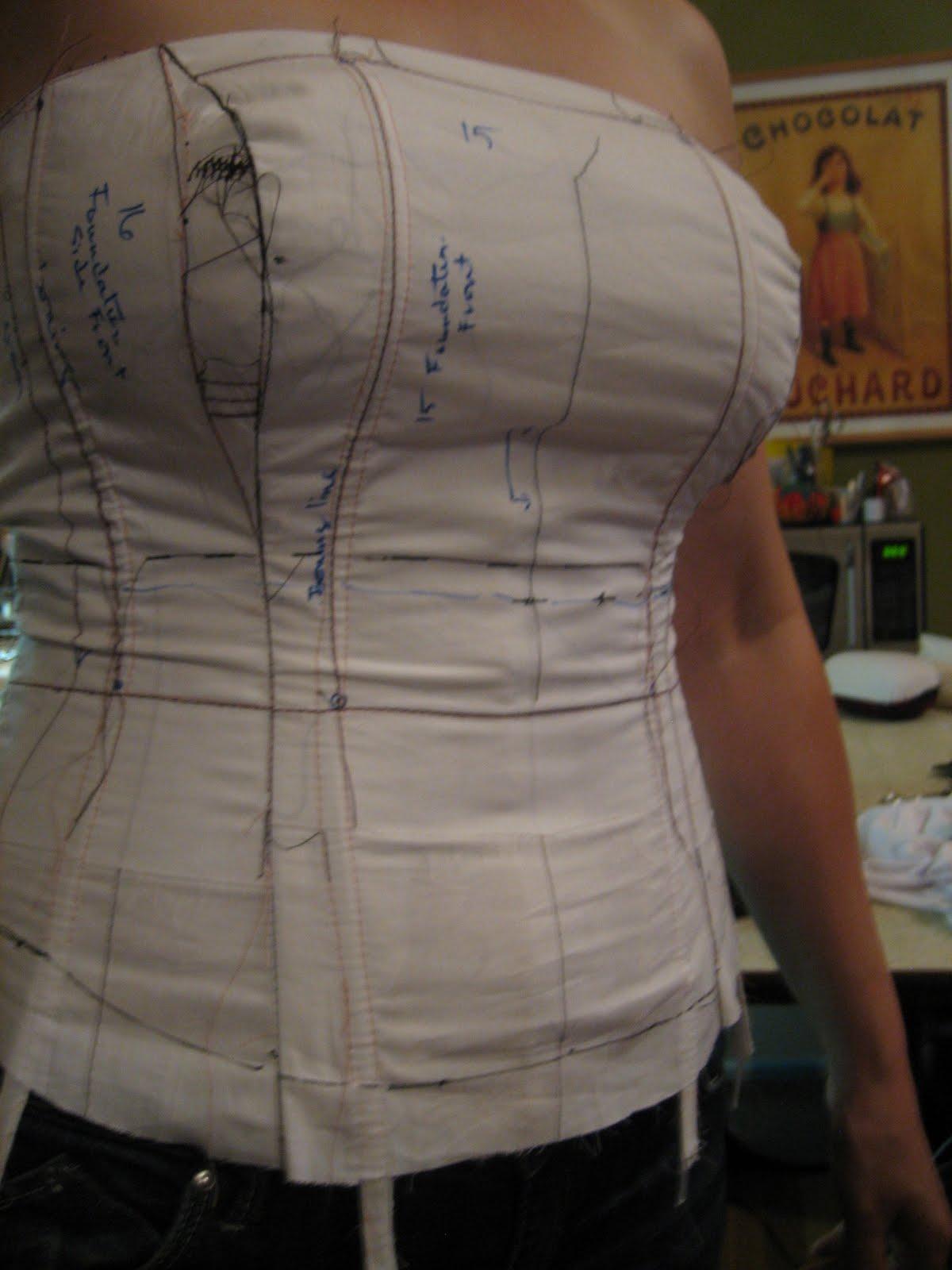 Foundation Garments For Wedding Dresses