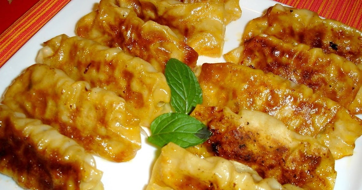 Mapo Tofu Flavoured Dumplings | Cooking Gallery