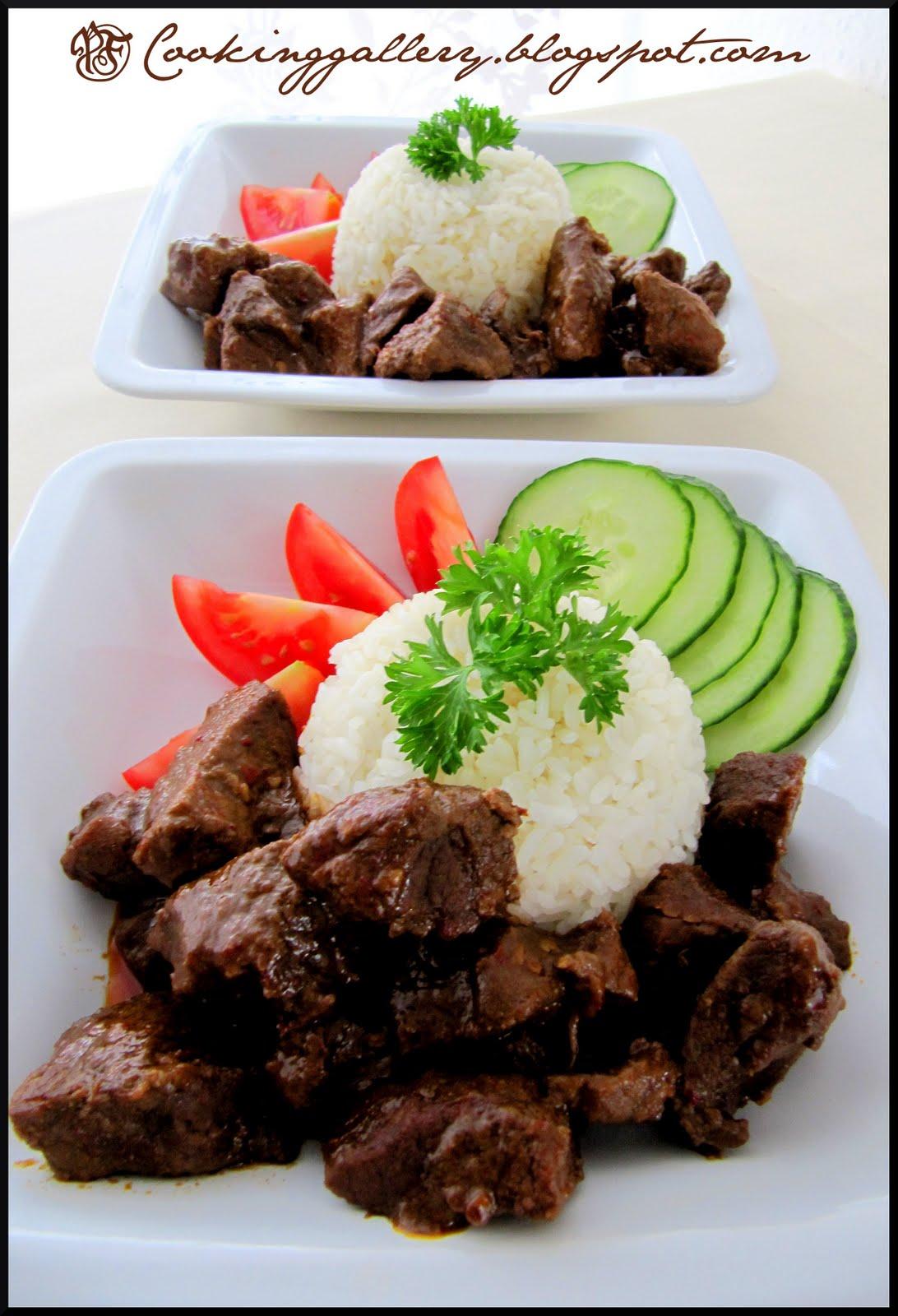 Beef Rendang | Cooking Gallery