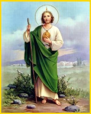De Octubre Junto Al Apostol San Simon San Judas Tadeo Apostol De
