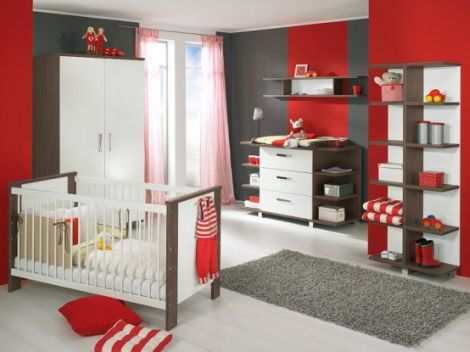 Baby Nursery Furniture on Nice Baby Nursery Furniture Design Ideas Red Nice Baby Nursery