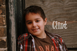 Our Oldest Son Clint