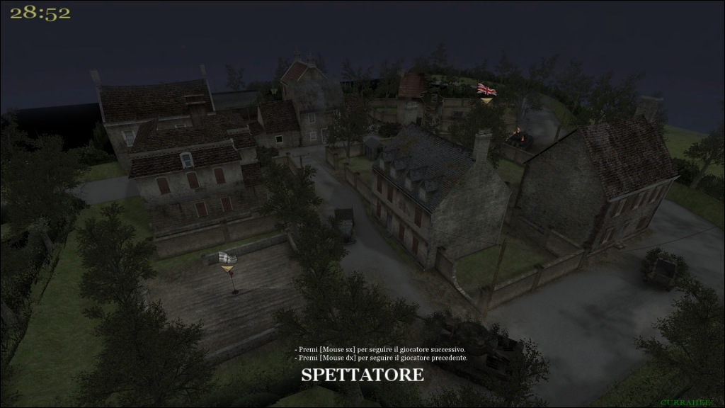 Cod2 Zombie Mod. Call of Duty 2 Burgundy Night