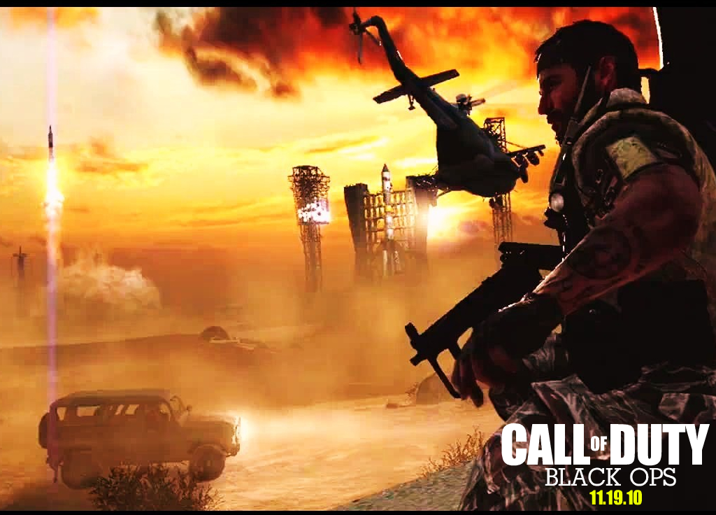 cod black ops. Black Ops continues to own the
