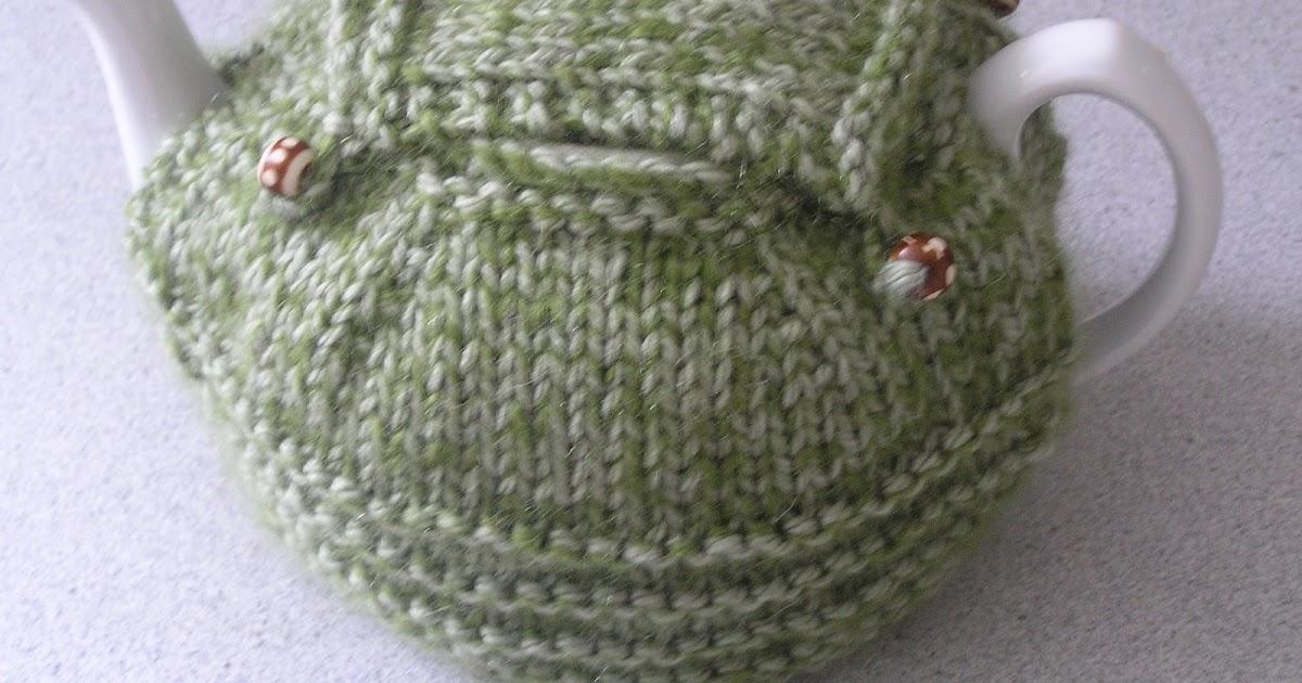 Lollipop Knits: Tea Cosy pattern freebie