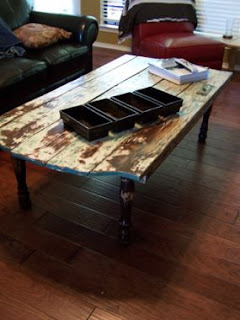 The passionate home imagination ideation old doors for Old door into coffee table