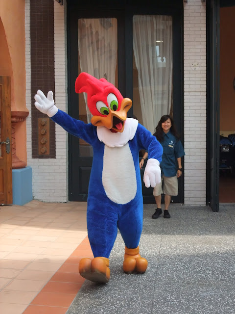 Universal Studios Singapore: Characters