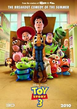 Câu Chuyện Đồ Chơi 3 - Toy Story 3 (2010) Poster