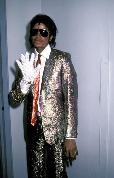 Michael Jackson, The glove by WOW Barbie