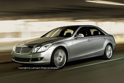 Mercedes Benz E-Class urges to feel at home