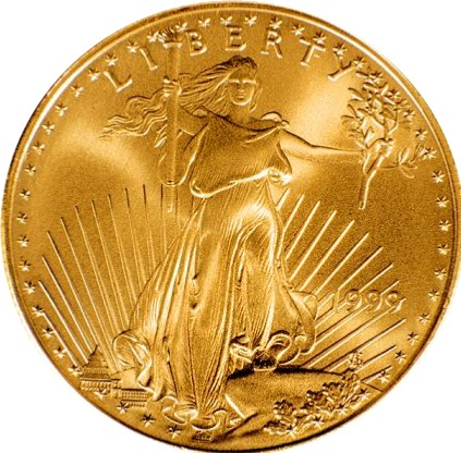 A Gold Coin — the Best Gift