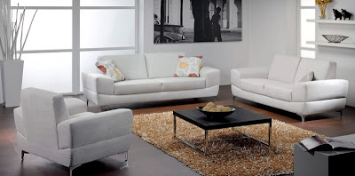 Modern furniture in your house