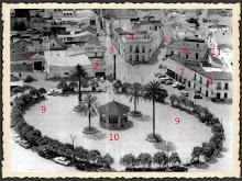 Plaza del Arenal años 60, 1ª.
