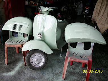 vespa di spray cat