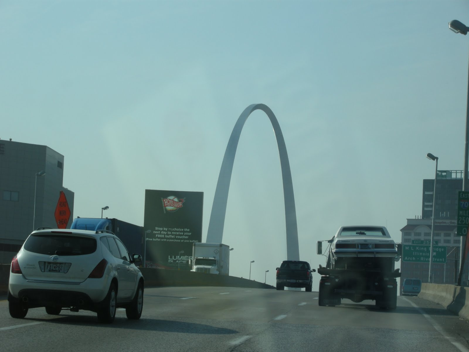 Kitchens Are Monkey Business: St Louis, Missouri. The Arch. From The ...