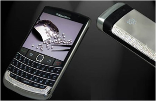 New Diamond Blackberry Bold II