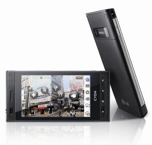 Android LG KU9500/SU950