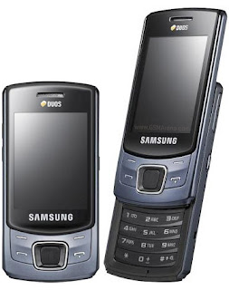 Samsung C6112 (Dual Sim GSM)