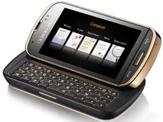 Samsung B7620 Georgo Armani