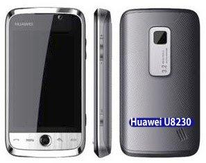 Android phone Huawei U8230