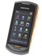 Samsung Monte Seri GT S5620