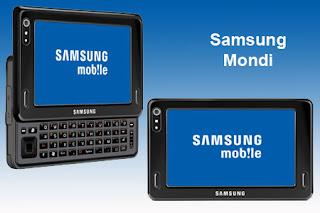 Samsung mondi 4