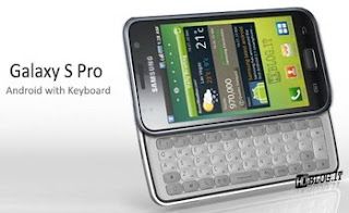 Samsung Galaxi s pro