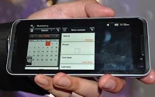 mobile concept LG GW990