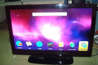 LCD TV Android TCL