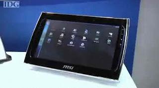 MSI  WinPad 100