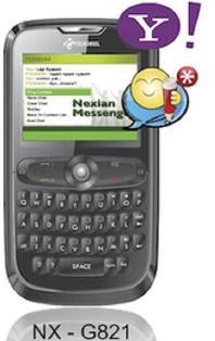 Nexian NX-G821 nexian yahoo